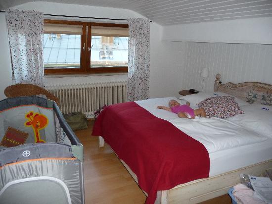 Haus Steininger: Chambre sous combles