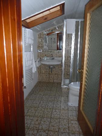 Haus Steininger: Salle de bain