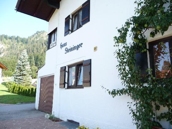 Haus Steininger: Facade maison