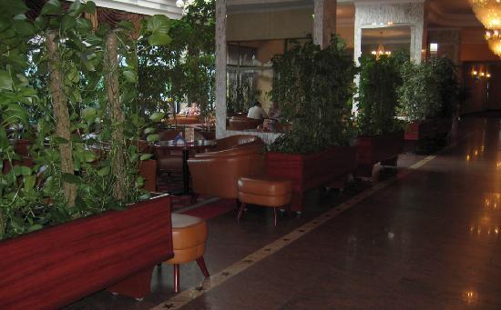 Golebiewski Hotel: Halle im Foyer des Hotel Golebiewski, Bialystok