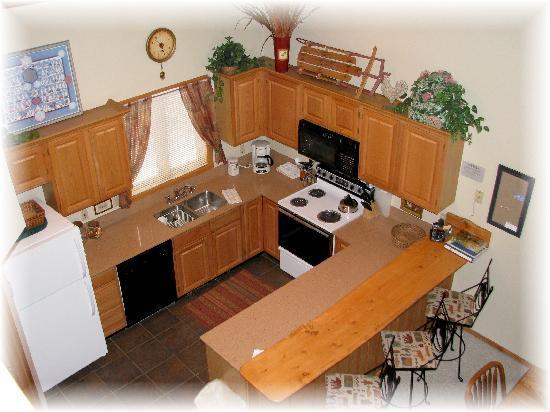 Big Horn Condominiums at Big Sky: Big Horn Kitchen