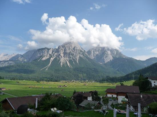 Gastehaus Zugspitzblick: Zugspitz dans les environs