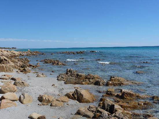 Club Hotel Torre Moresca: Il mare