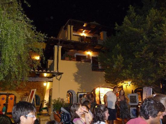 Club Hotel Torre Moresca: La mia stanza