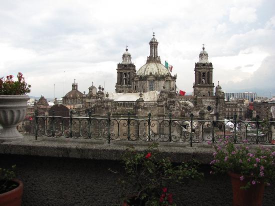 Hotel Catedral: vista sulla cattedrale