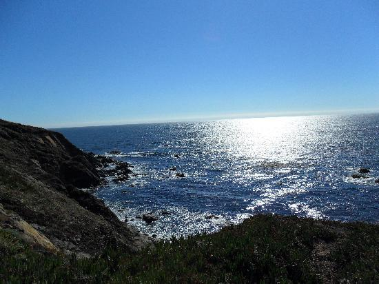 Jenner, CA: View from Cliffs