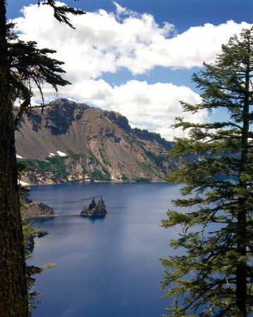 Crater Lake National Park, OR: Phantom Ship
