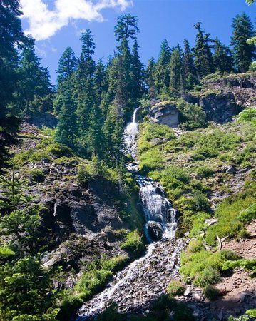Crater Lake National Park, OR: Vidae Falls