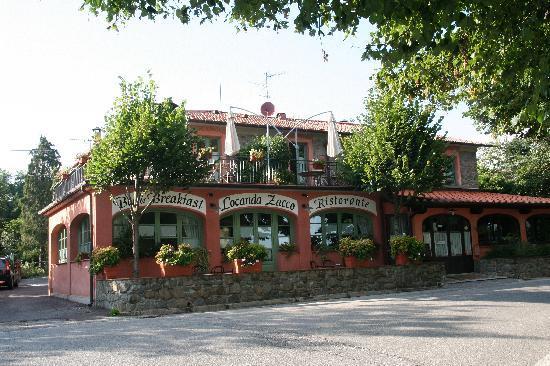 Locanda Zacco: l'auberge
