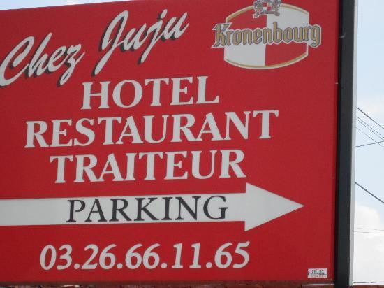 Bouy, فرنسا: pour ne pas vous tromper !