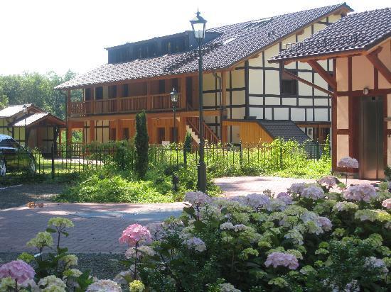 Gut Klostermühle: Unser Domizil