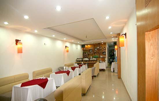 Baamboo Hotel: Restaurant