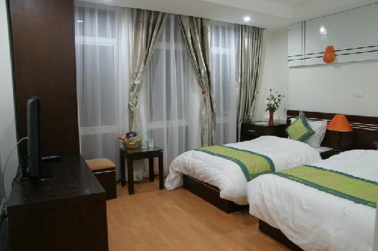 Baamboo Hotel: triple superior