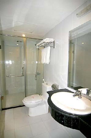 Baamboo Hotel: Bathroom