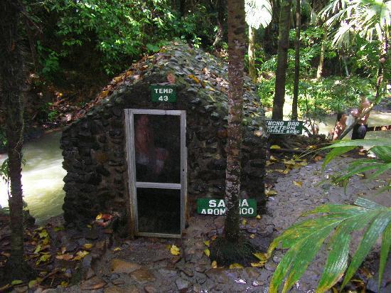 Termales del Bosque: Dschungelsauna