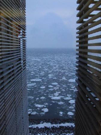 Hornum, Germany: Frozen Sea