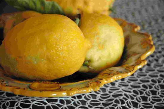 Scala, Italien: Pontone's lemons
