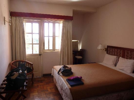 Pousada de Baucau: Hotel room