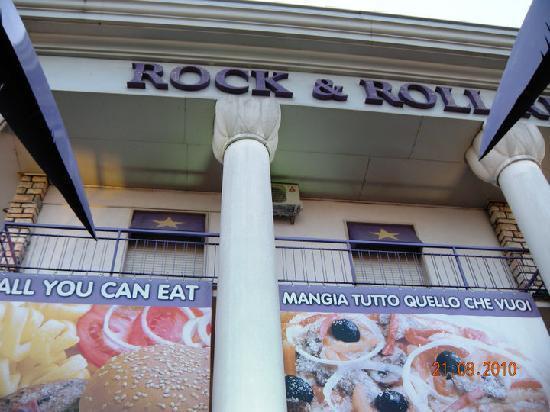 Lazise, อิตาลี: il rock star restaurant