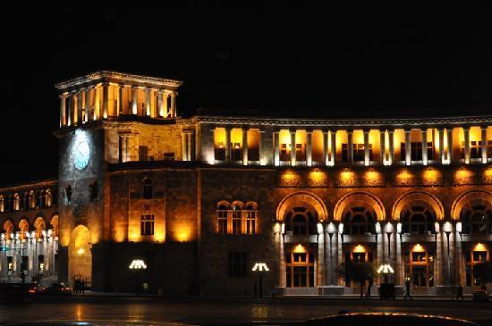อาร์เมเนีย: Clock, Yerevan
