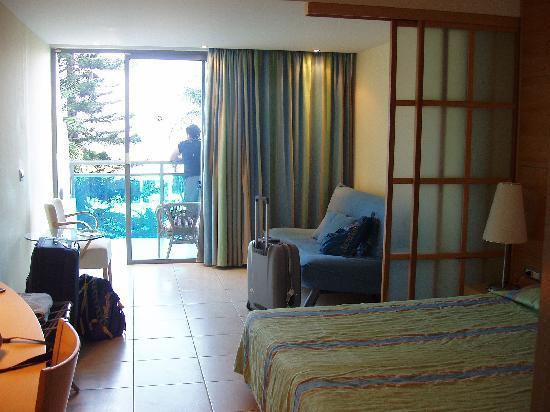 Hotel Calypso: La camera
