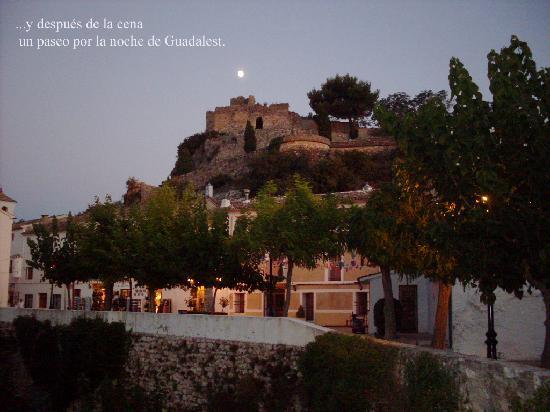 Cases Noves: La noche en Guadalest