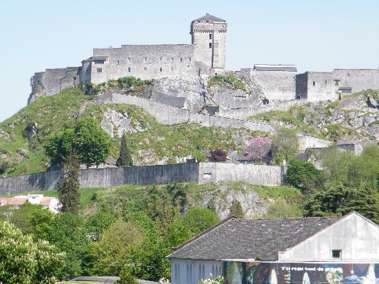 Hotel de Nevers : fortezza di lourdes