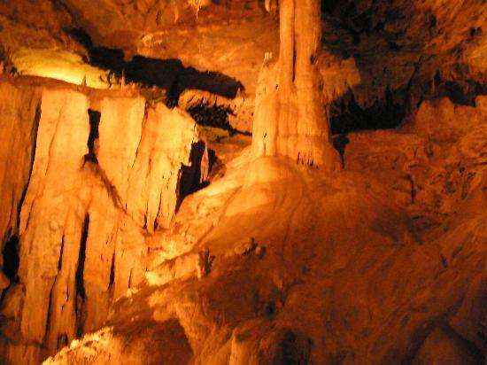 Hotel de Nevers : grotte di betharram
