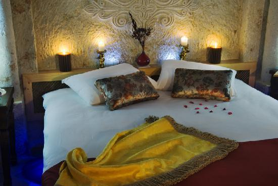 Perimasali Cave Hotel - Cappadocia: Detail from Lyke room