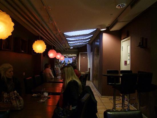 Lund, Zweden: Restaurant Mikai