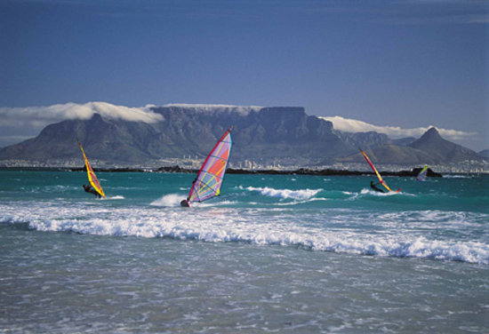 Cape Town Seamore Express Tours and Guesthouse: Our Beach Area