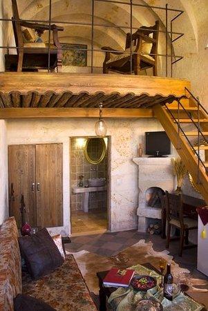 Perimasali Cave Hotel - Cappadocia: Ekho room