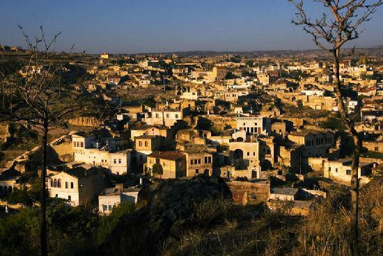 بيرماسالي كيف هوتل - كابادوكيا: Sinasos Village