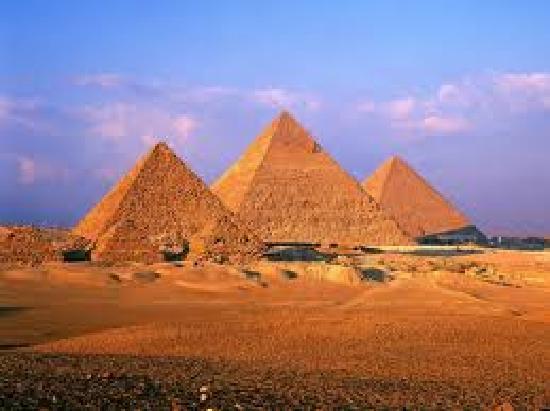 Dahschur Pyramiden: Pirámides de Egipto, Giza