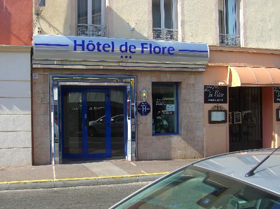 Hotel De Flore Saint Raphael