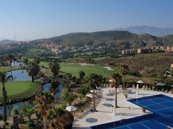 Valle del Este Golf Resort: Paisaje