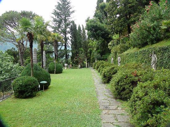 Morcote, Suisse : Parco Scherrer