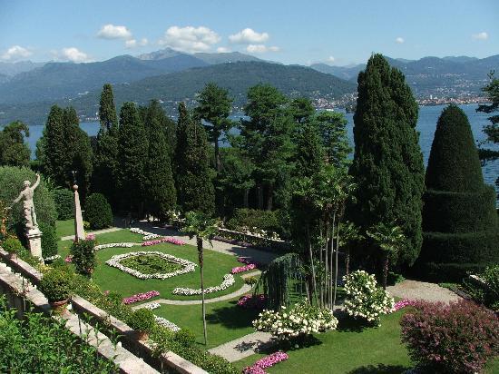 Stresa, Italy: Isola Bella, garden