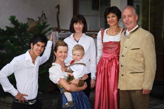 Hotel Masl - Valles - Famiglia Messner