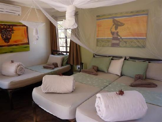 Etosha Safari Lodge: Etosha Safari Camp room
