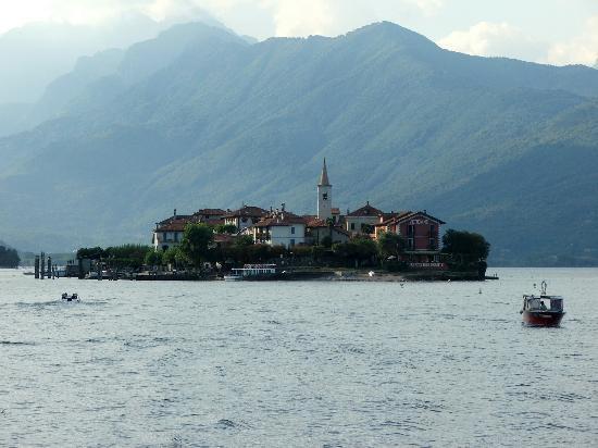 Stresa, Italy: Isola Superiore