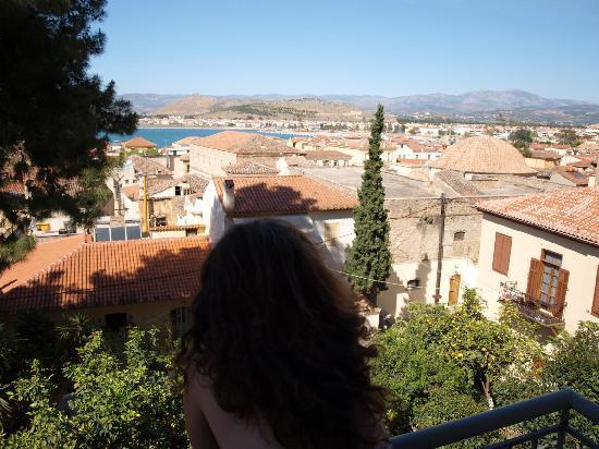 Leto Nuevo Hotel: Camera con vista