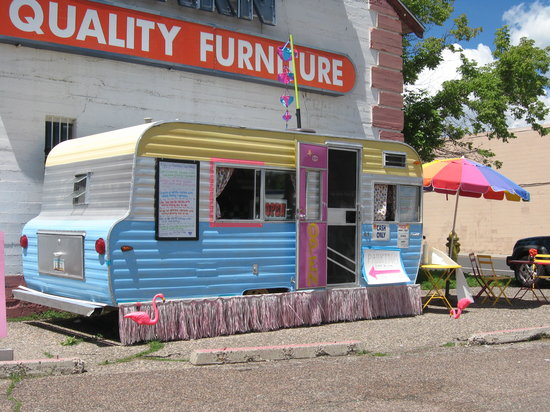 Katie Cupcake: Located in a Trailer