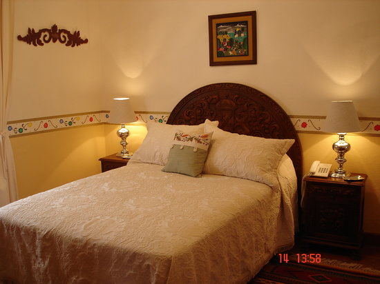Casa Maria Bed and Breakfast: DELUXE ROOM