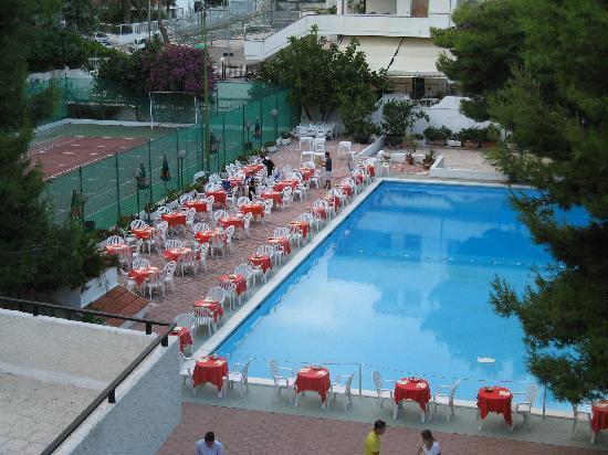Hotel Mediterraneo : serata di gala
