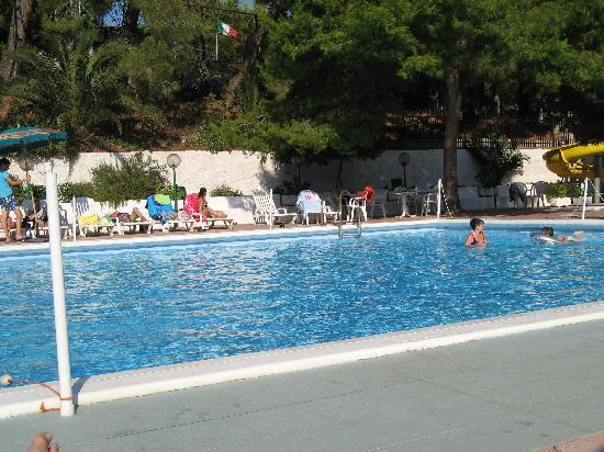 Hotel Mediterraneo : piscina