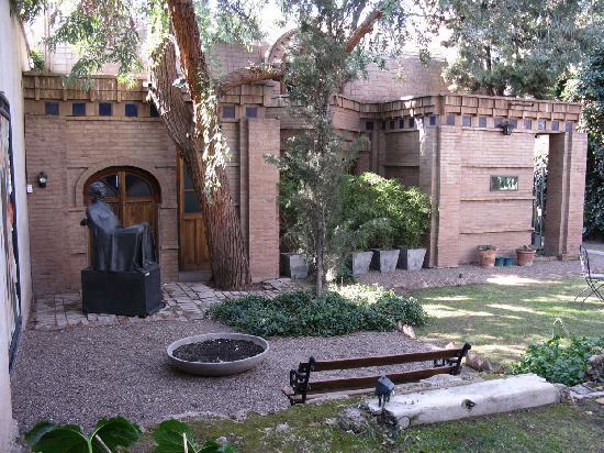 Casa Margot - Hotel Champagnerie: jardines