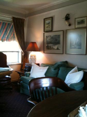 Heathergate House B&B: Living room