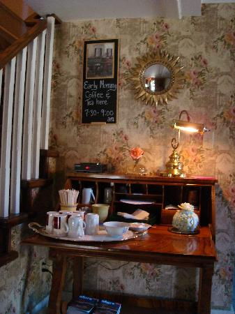 Heathergate House B&B: coffee and tea facilities