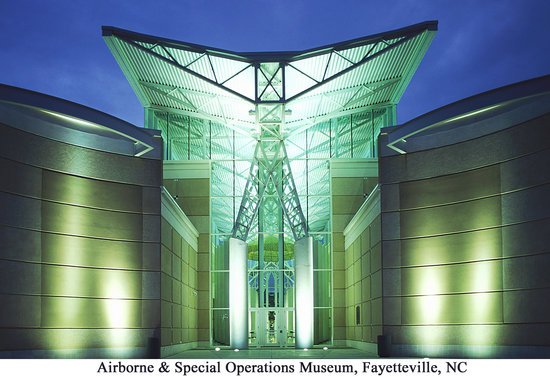 ‪Airborne and Special Operations Museum‬